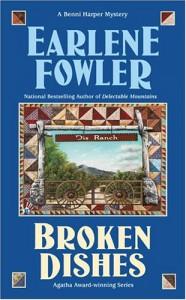 Broken Dishes - Earlene Fowler