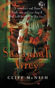 Savannah Grey. Cliff McNish - Cliff McNish