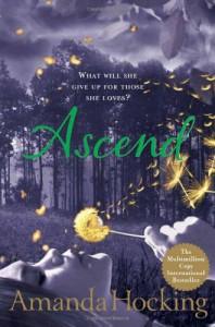 Ascend  - Amanda Hocking