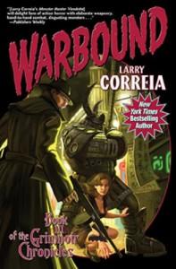 Warbound (Grimnoir Chronicles #3) - Larry Correia