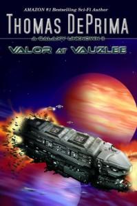 Valor At Vauzlee - Thomas DePrima
