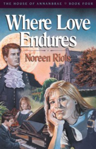 Where Love Endures - Noreen Riols