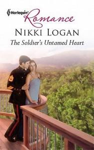 The Soldier's Untamed Heart - Nikki Logan