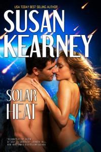Solar Heat: 2 (The Heat Series) - Susan Kearney