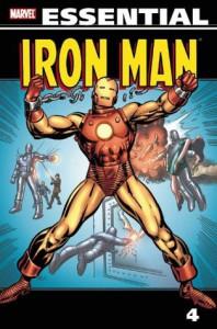 Essential Iron Man, Vol. 4 - Gerry Conway, Robert Kanigher, Gary Friedrich, Roy Thomas, Mike Friedrich, Bill Everett, Jim Starlin, Steve Gerber, Herb Trimpe, Barry Windsor-Smith, George Tuska
