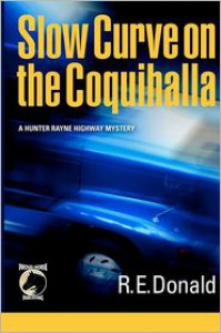 Slow Curve on the Coquihalla - R.E. Donald