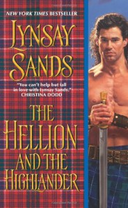 The Hellion and the Highlander - Lynsay Sands