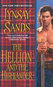 The Hellion and the Highlander - Lynsay Sands