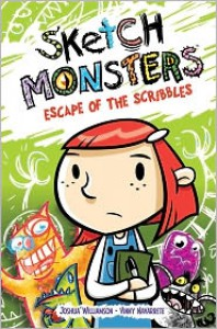 Sketch Monsters, Book 1: Escape of the Scribbles - Vicente Navarrete,  Joshua Williamson
