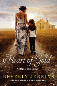 Heart of Gold: A Blessings Novel - Beverly Jenkins