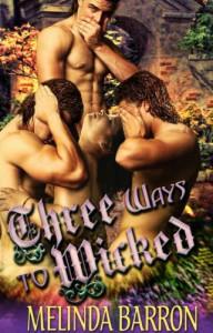Three Ways to Wicked - Melinda Barron