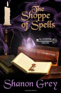 The Shoppe of Spells - Shanon Grey