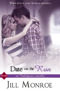 Date on the Run (Entangled Indulgence) - Jill Monroe