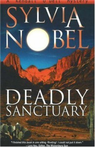 Deadly Sanctuary - Sylvia Nobel