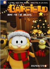 Garfield & Co. #7: Home for the Holidays - Jim Davis,  Ellipsanime (Illustrator),  Dargaud Media (Illustrator),  Adapted by Cedric Michiels