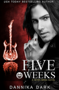 Five weeks - Dannika Dark