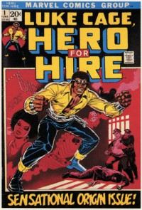 Essential Luke Cage, Power Man, Vol. 1 - Roy Thomas, John Romita Sr., Archie Goodwin