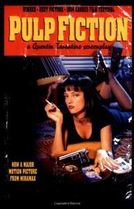 Pulp Fiction - Quentin Tarantino, Manohla Dargis