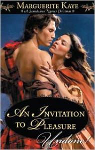 An Invitation to Pleasure - Marguerite Kaye