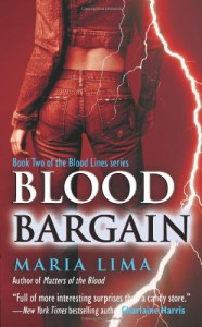Blood Bargain (Blood Lines #2) - Maria Lima