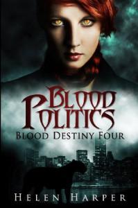 Blood Politics - Helen   Harper