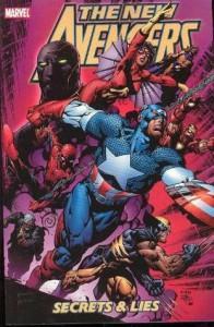 New Avengers Vol. 3: Secrets and Lies: Secrets and Lies v. 3 - Brian Michael Bendis, David Finch, Frank Cho