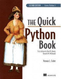 The Quick Python Book, Second Edition - Naomi R. Ceder