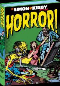 The Simon and Kirby Library: Horror - Joe Simon, Jack Kirby