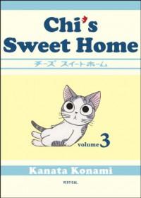 Chi's Sweet Home, Volume 3 - Kanata Konami