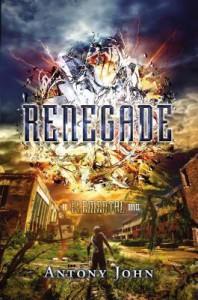 Renegade - Antony John
