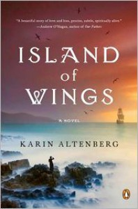 Island of Wings: A Novel - Karin Altenberg