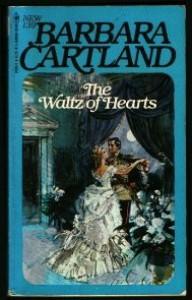 The Waltz of Hearts, No. 139 - Barbara Cartland