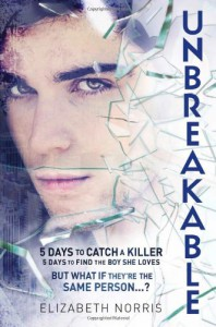 Unbreakable (Unravelling, #2) - Elizabeth Norris