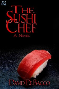 The Sushi Chef - David DeBacco