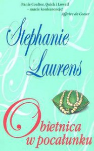 Obietnica w pocałunku - Stephanie Laurens