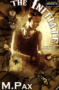 The Initiate (The Rifters Book 2) - M. Pax