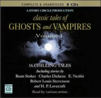 Classic Tales of Ghosts and Vampires Vol.1 - Garrick Hagon