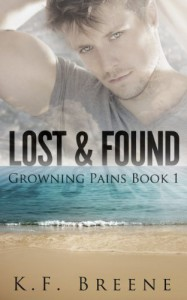 Lost and Found (Growing Pains #1) - K.F. Breene