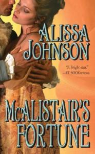 McAlistair's Fortune   - Alissa Johnson