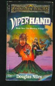 Viperhand: Forgotten Realms (Maztica Trilogy, Book 2) - Douglas Niles