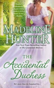 The Accidental Duchess - Madeline Hunter