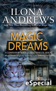 Magic Dreams - Ilona Andrews
