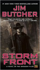 Storm Front (Dresden Files Series #1) -