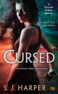 Cursed - S.J. Harper