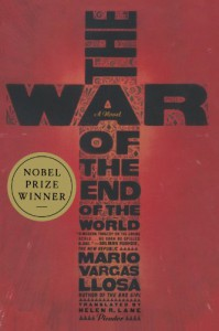 The War of the End of the World - Helen R. Lane, Mario Vargas Llosa