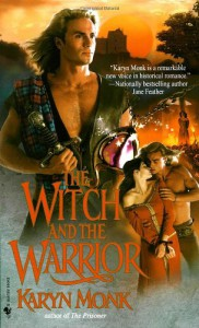 The Witch and the Warrior - Karyn Monk