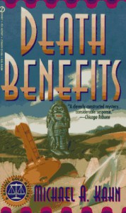Death Benefits (Rachel Gold Mystery) - Michael A. Kahn
