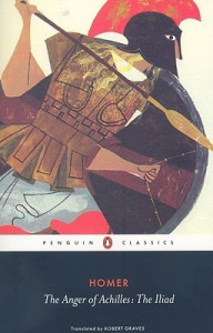 The Anger of Achilles: The Iliad - Homer, Robert Graves