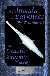 In Shrouds of Darkness - RL Barrett