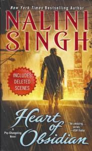 Heart of Obsidian (Psy-Changeling, #12) - Nalini Singh